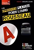 Image of Code Rousseau oral poids lourd 2016
