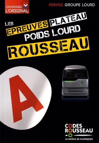 Code Rousseau oral poids lourd 2016