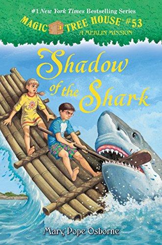 Shadow of the Shark (Magic Tree House: Merlin Misson) por Mary Pope Osborne