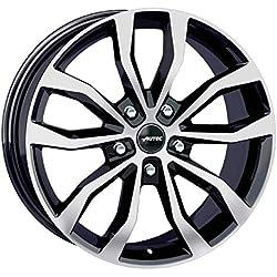 Autec Jantes UTECA 7,5 x 17 ET49 5 x 114,3 SWP pour Kia Carens Niro Optima Sorento Soul Sportage