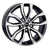 Autec UTECA 7.5x17 ET49 5x114,3 SWP - Cerchioni per Kia Carens Niro Optima Sorento Soul Sportage