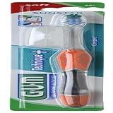 GUM Technique kompakt Zahnbürste soft 1 St Zahnbürste