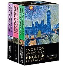 The Norton Anthology of English Literature - 3 volume set: D E & F