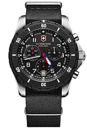 Mens Victorinox Swiss Army Maverick Sport Chronograph Watch 241678.1
