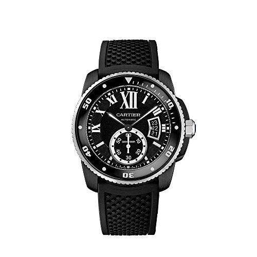 cartier-homme-42mm-bracelet-caoutchouc-noir-boitier-acier-inoxydable-saphire-automatique-montre-wsca