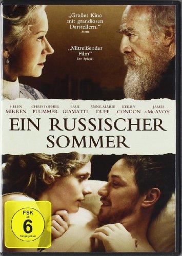 Ein russischer Sommer