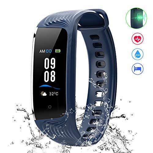 Zoom IMG-1 wimius orologio fitness tracker braccialetto