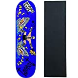 "Baker Skateboard Deck Baca Cannibal 8.0"" with Grip"