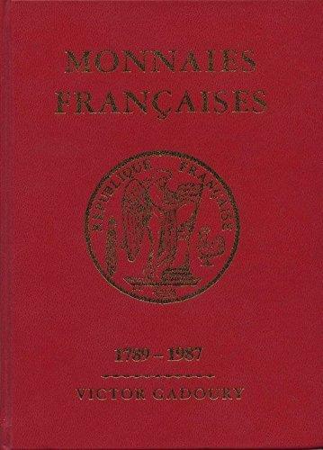 Monnaies franaises. 1789-1987