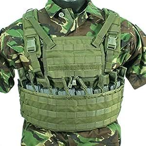 Gilet Commando Recon Blackhawk 2e Génération Vert Olive