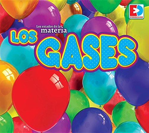 Los Estados de la Materia Los Gases (EyeDiscover Spanish) por Maria Koran