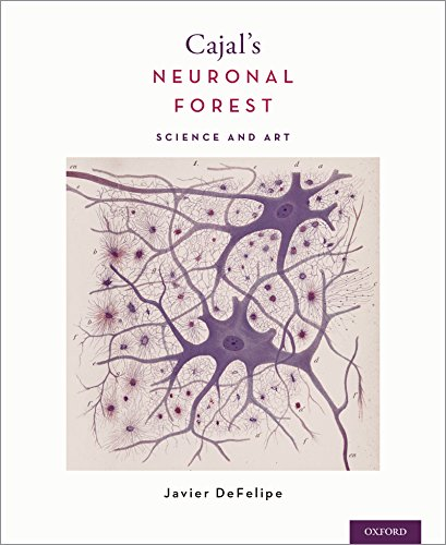 Cajal's Neuronal Forest: Science and Art (English Edition)