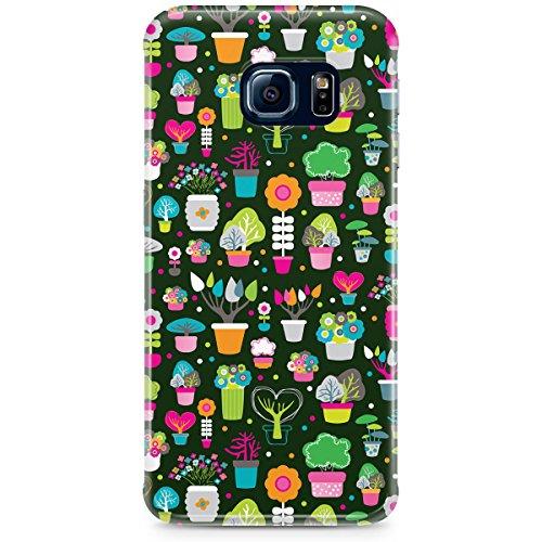Queen Of Cases Coque pour Apple iPhone 5S Vert-Doigts Jardinier-Premium en plastique vert