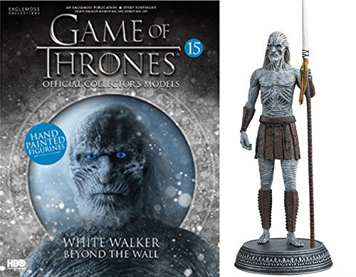 Statue des Harzes. Game of Thrones Collection Nº 15 White Walker