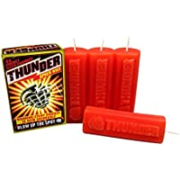 Thunder 'Speed' Wax. Red.