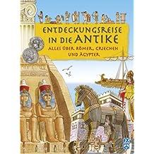 Entdeckungsreise in die Antike: Alles über Römer, Griechen und Ägypter