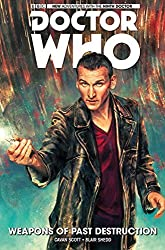 Doctor Who: The Ninth Doctor Vol. 1 (Dr Who Graphic Novel) by Cavan Scott (2016-03-01)