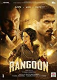 Rangoon Hindi DVD ( All Regions, English Subtitles )