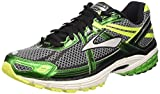Brooks Vapor 3, Herren Laufschuhe, Schwarz (Black/ClassicGreen/Nightlife), 44 EU (9 UK)