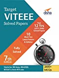 #7: Target VITEEE - Past 12 Years (2017-2006) Solved Papers + 10 Mock Tests