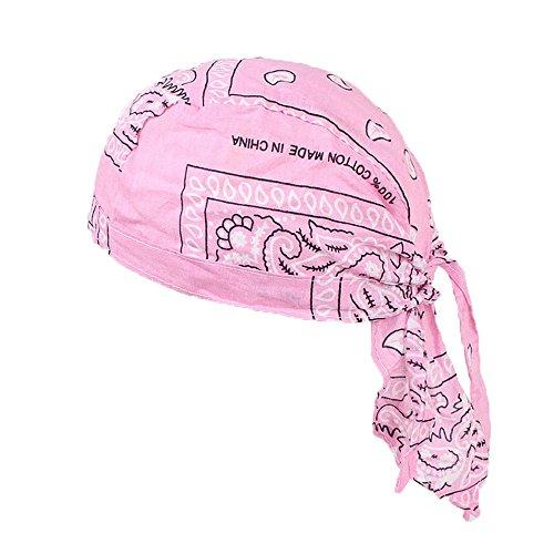 Saingace Clearance Komfort Headwear Unisex Baumwolle Bandana Fur Haarverlust, Chemo