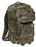 US Cooper Rucksack medium flecktarn