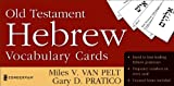 Old Testament Hebrew Vocabulary Cards (Zondervan Vocabulary Builder S.) (The Zondervan Vocabulary Builder Series)