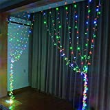 Product Specifications: Product Name: LED Net Mesh String light Size: 1.5 * 1.5M Number of LED: 96leds Voltage: AC220V OR AC110V Plug: EU Plug Operation Mode: 8 Modes(Combination, In Waves, Sequential, SLO GLO, Chasing/Flash, Slow/Fade, Twinkle/Flash...