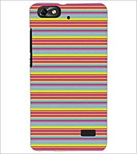 PrintDhaba Pattern D-5155 Back Case Cover for HUAWEI HONOR 4C (Multi-Coloured)