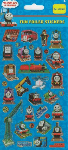 paper-projects-thomas-and-friends-large-foiled-stickers