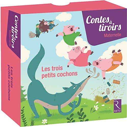Les trois petits cochons - Contes  tiroirs