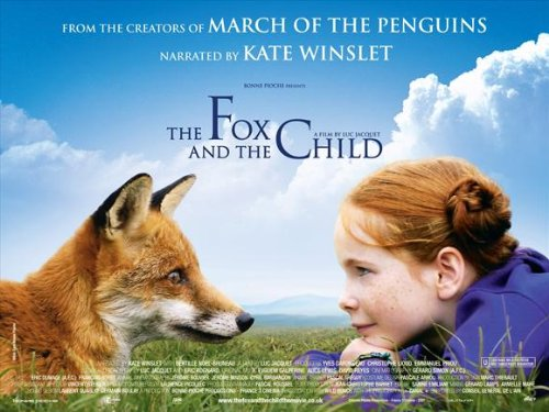The Fox & the Child Plakat Movie Poster (27 x 40 Inches - 69cm x 102cm) (2007) UK