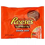 #7: Reese's Milk Chocolate Peanut Butter Cups Snack Size 297g