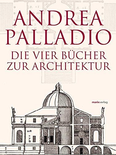 Die Vier Bücher zur Architektur Buch-Cover