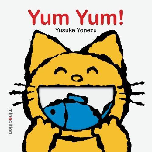 Yum Yum! (Yonezu Board Book) por Yusuke Yonezu