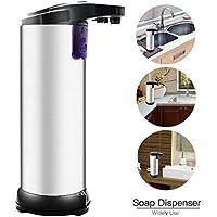400ml Automatisch Seife Dispenser mit Eingebaut Infrarot Intelligent Sensor