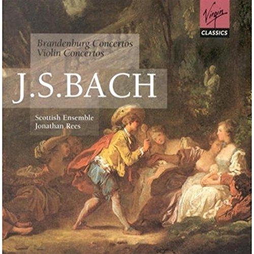 Bach: Brandenburg Concertos, Violin Concertos Test