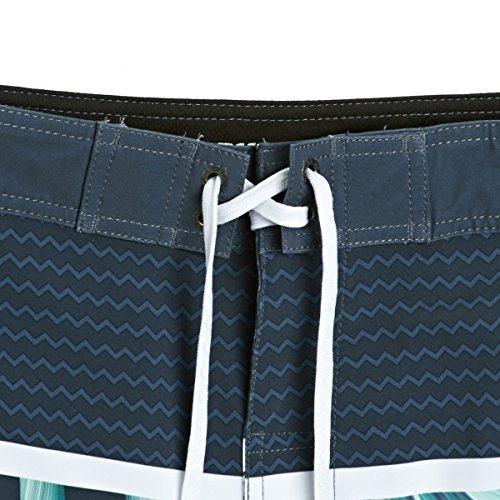 Waxx - Boardie costa - Boardshort de bain Bleu marine / bleu nuit