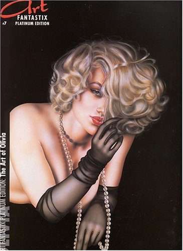 Art Fantastix Platinium Edition n° 7 : The Art of Olivia