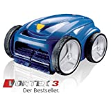 Zodiac Vortex 3 Poolroboter with Active Motion Sensor and Caddy