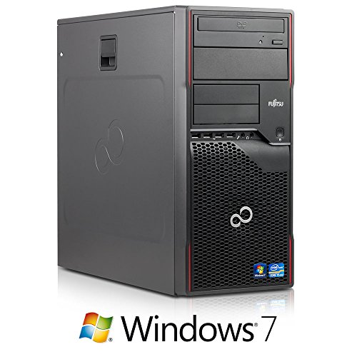Fujitsu Celsius W410 Workstation PC (Core i5 Quad-Core 3.1GHz, 8GB RAM, 320GB HDD, DVD-ROM, Windows 7) 320 Gb Hdd-dvd