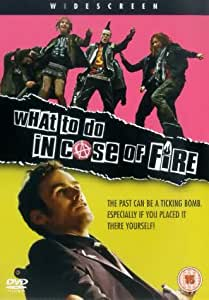 What To Do In Case Of Fire [UK Import]