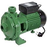 Ribiland - prrbk200 - Pompe à eau de surface biturbine centrifuge 2000w