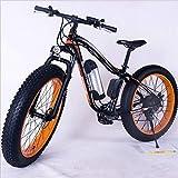 CZALBL Scooter Elettrico, Scooter Elettrico e Biciclette combinate, Scooter Elettrico a Ruote Larghe per Viaggi affollati nel Traffico