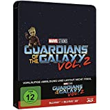 Guardians of the Galaxy Vol. 2 - 2D & 3D Steelbook Edition