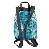 Descendats 13725 Disney Descendants Backpack for Little Girls - School Bag with Mal & Evie - Turquoise - 38 x 26 x 12 cm