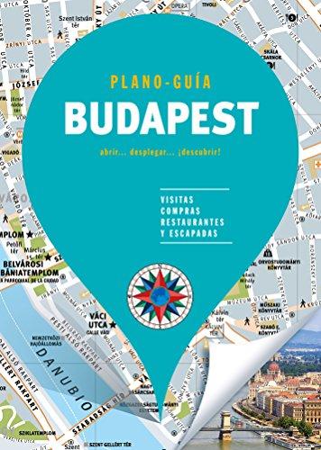 Budapest : plano-guía por Autores Gallimard