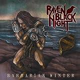 Raven Black Night: Barbarian Winter [Vinyl LP] [Vinyl LP] (Vinyl)
