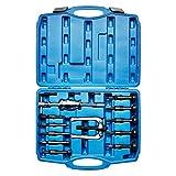 KRAFTPLUS® K.277-1516 Juego de extractor de rodamientos interiores a golpe - 16 piezas