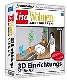Lisa - 3D Einrichtungssymbole Bild